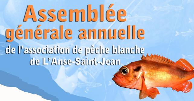 A.G.A association de pêche blanche de L'Anse-Saint-Jean
