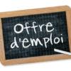 Offre d'emploi secrétaire temporaire sur appel