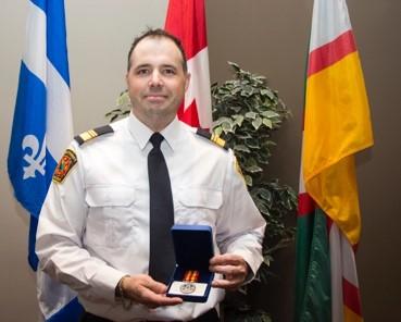 Nomination au poste de directeur de la Régie intermunicipale de sécurité incendie